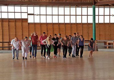 Dansa Loss på Ängby Park i Knivsta