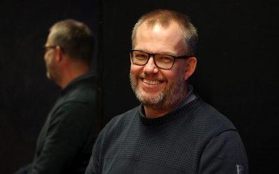 Möt Johan Mansfeldt